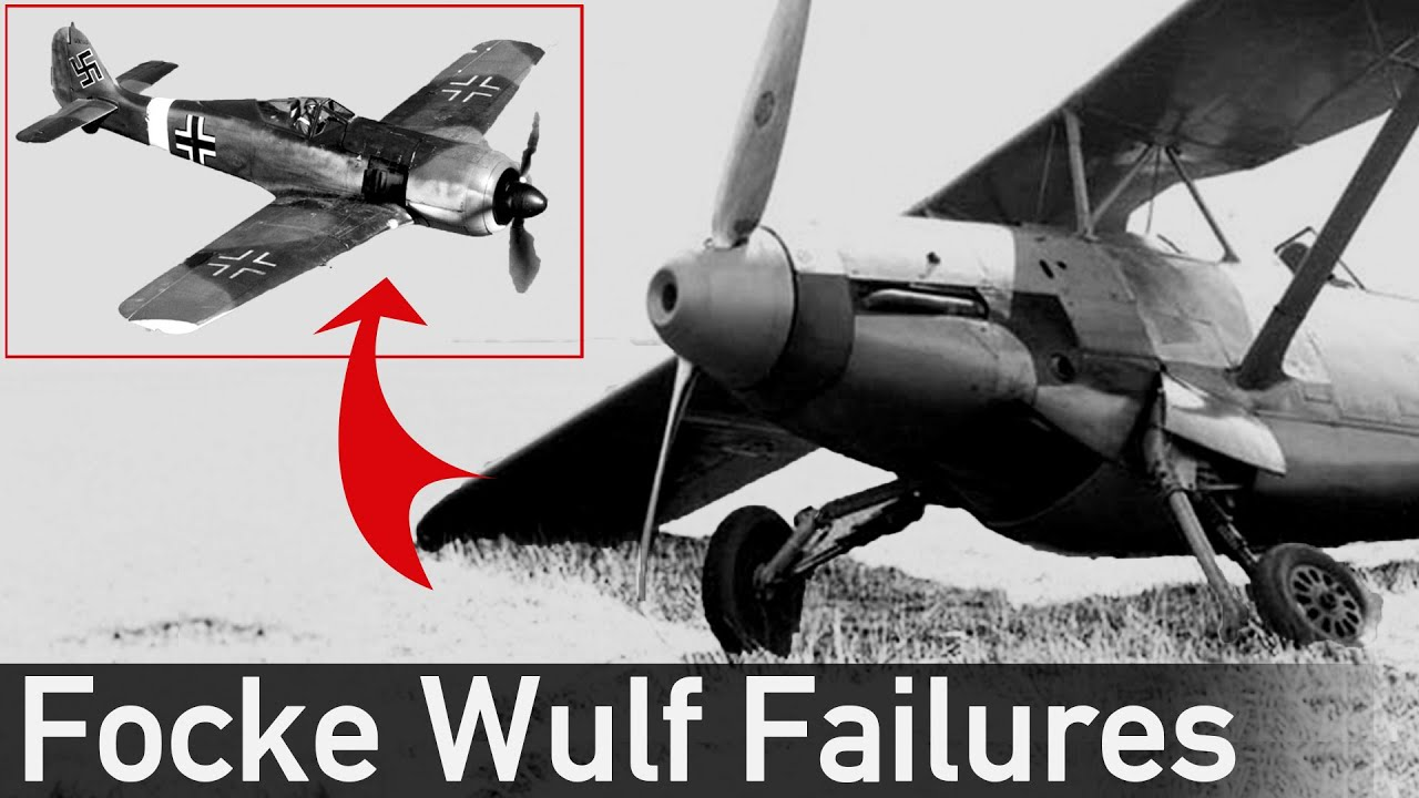 The Failures Behind the Fw 190