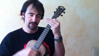 Antisocial - Trust / ukulele cover