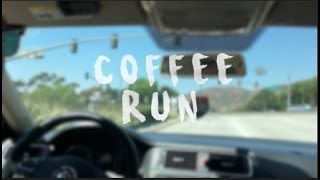 VLOG #1 // coffee run