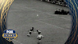 4th Most Memorable FIFA World Cup Moment: The Year the World Met Pele | FOX SOCCER
