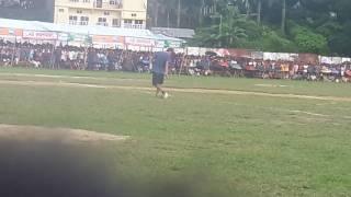 Nepali best football skills in chitwan