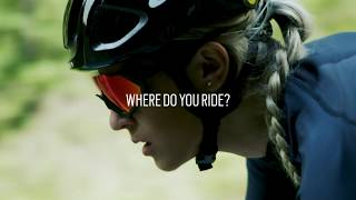 Where Do You Ride? | Oakley Cycling Tour | Oakley | ft. Rebecca Gariboldi