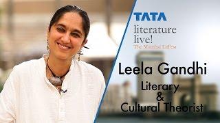 Leela Gandhi, Literary and Cultural Theorist