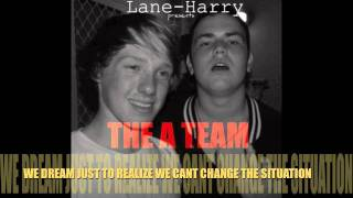 The A Team by Ed Sheeran (Cover/Remix by Lane-Harry)