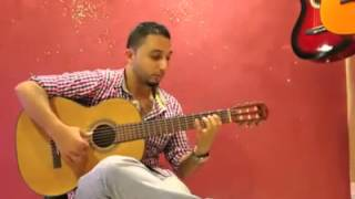 Flamenco guitar (Rumba) for Gerhard Graf-Martinez By Maher Haddad