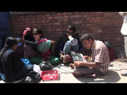 Awesome Nepal Buskers