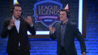 Recap, Highlights and Sounds of the Game: Week 7 Day 1 of S7 EU LCS Spring 2017!