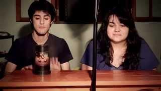 """Cover """"Cups"""" - Marilú Manghessi y Emmanuel Cabeza (Unidad 94)"""