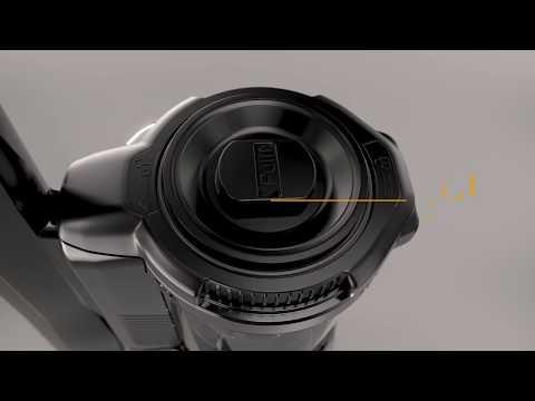 Rengöring av findammfiltret – Miele Triflex