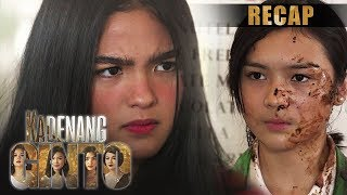 Marga causes trouble in Cassie's workplace | Kadenang Ginto Recap