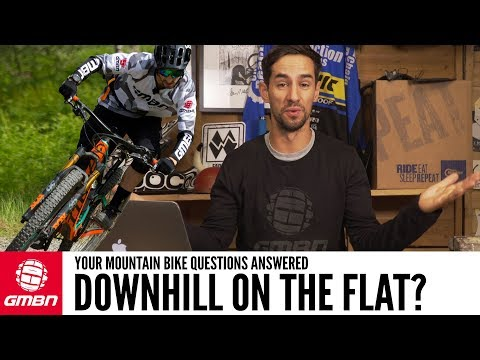 """Ride Downhill With No Hills"""" 