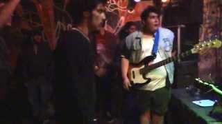"Cosas Claras ""Petroleo"" / Gran Burg 07/09/2013"