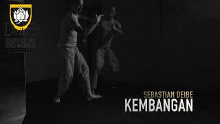 Satria Silat - Kembangan (Flower Dance) Sebastian Deibe