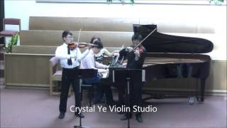 Violin Duo: Scent of a Woman小提琴二重奏: 闻香识女人