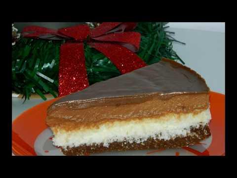 Brza kremasta baunti torta, ne pece se - Fast cream bounty cake, no bake