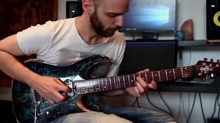 """Seven Lions - """"The Journey"""" Guitar solo version"""