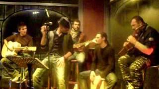 Helldorado acoustic live - NON CI GUARDEREMO INDIETRO MAI