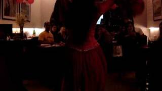 Dança Cigana Rumba Gitana (Galby) com Elisa Zamith