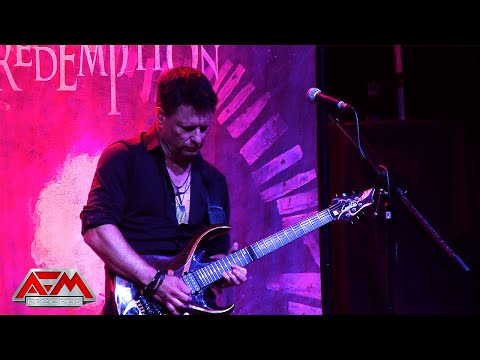 REDEMPTION - Walls // Official Live Video // AFM Records