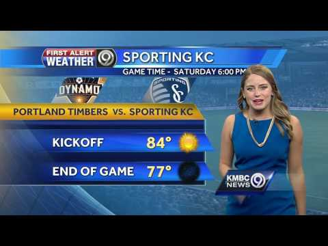 First Alert: Cloudy skies give way to sunshine