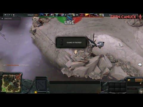 UGC Western Invite Grand Final - TongFu.NA vs. Band of Misfits - Game 3 w/ @CptnCanuckDota