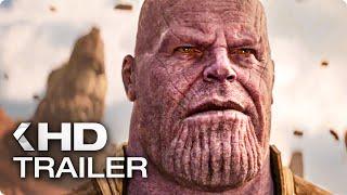 AVENGERS 3: Infinity War Trailer German Deutsch (2018)