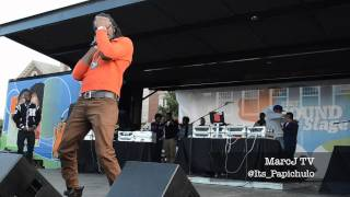 Gyptian - Hold You (Live at Howard Homecoming Yardfest 2011)