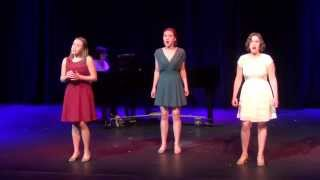 "Allison, Christine & Lauren - ""Look at Me"" from The Witches of Eastwick"