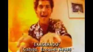 Cazuza - Exagerado (Clipe)