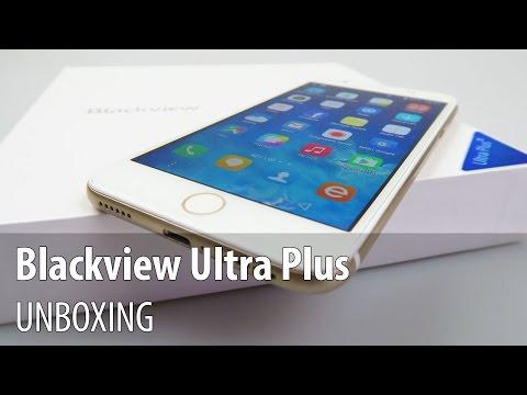 Blackview Ultra Plus Unboxing în Limba Română
