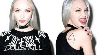 IVY LEVAN Invadez Dolls Kill