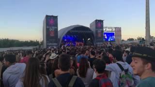 Txarango - Compta amb mi (Canet Rock 2017)