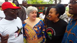 African-American Assoc of Ghana Launches Black History Month Celebrations in Accra