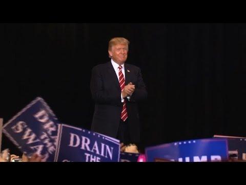 ترامب يجدد دفاعه عن الجدار الحدودي مع المكسيك