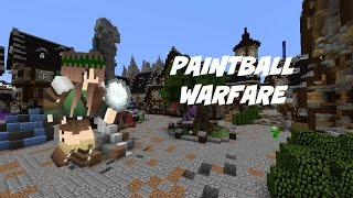 Minecraft: Paintball Warfare | I DUNNO WHAT HAPPENED TO ME