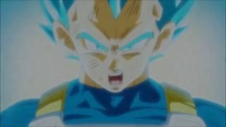 Vegeta VS Goku Black- Disturbed Down With The Sickness