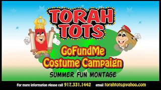 TORAH TOTS GOFUNDME MONTAGE