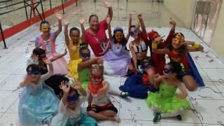 Carnaval - Studio de Dança Shirley Santos