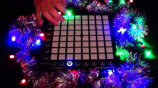 Martin Garrix - Animals (Christmas Remix) | Launchpad MK2| New year special!!