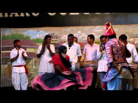THARU DANCING DRAG QUEEN,CITHWAN NEPAL