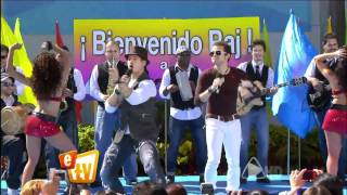 Chino  y Nacho ,HD, Lo que no sabes tu en vivo  TV , HD 1080p
