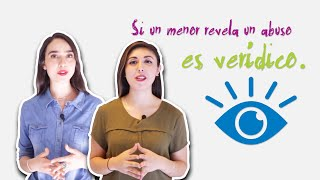 Mitos y Realidades del Abuso Sexual Infantil - Fundación PAS