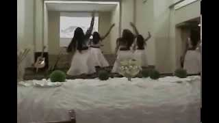 Aleluia   Ministério Fluir coreografia