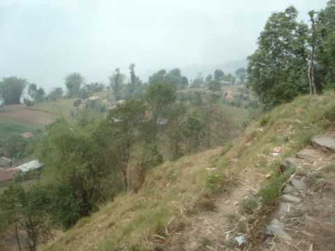 Rural Nepalese Countryside