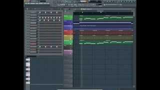 Buraka Som Sistema - Kalemba [FL Studio Remake]