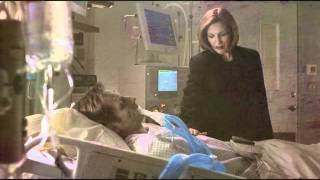 Mulders funeral and wake-up (X-FILES, SPOLIER ALERT!)