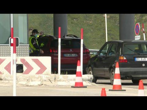 Border between France and Andorra reopens post-lockdown | AFP