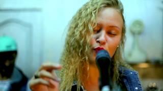 Jamiroquai - You Give Me Something & Alex Clare - Too Close (Live) - SunnyBunny Cover