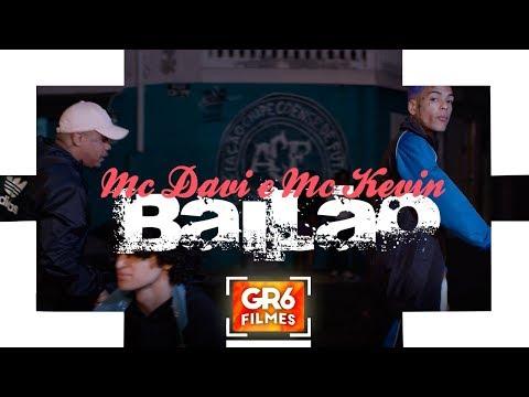 Bailao Part Mc Davi de Mc Kevin Letra y Video