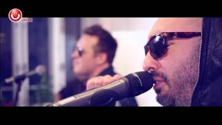 Cabron & What's Up ft. Iony - Iarna pe Val - Live Session Official Video @Utv
